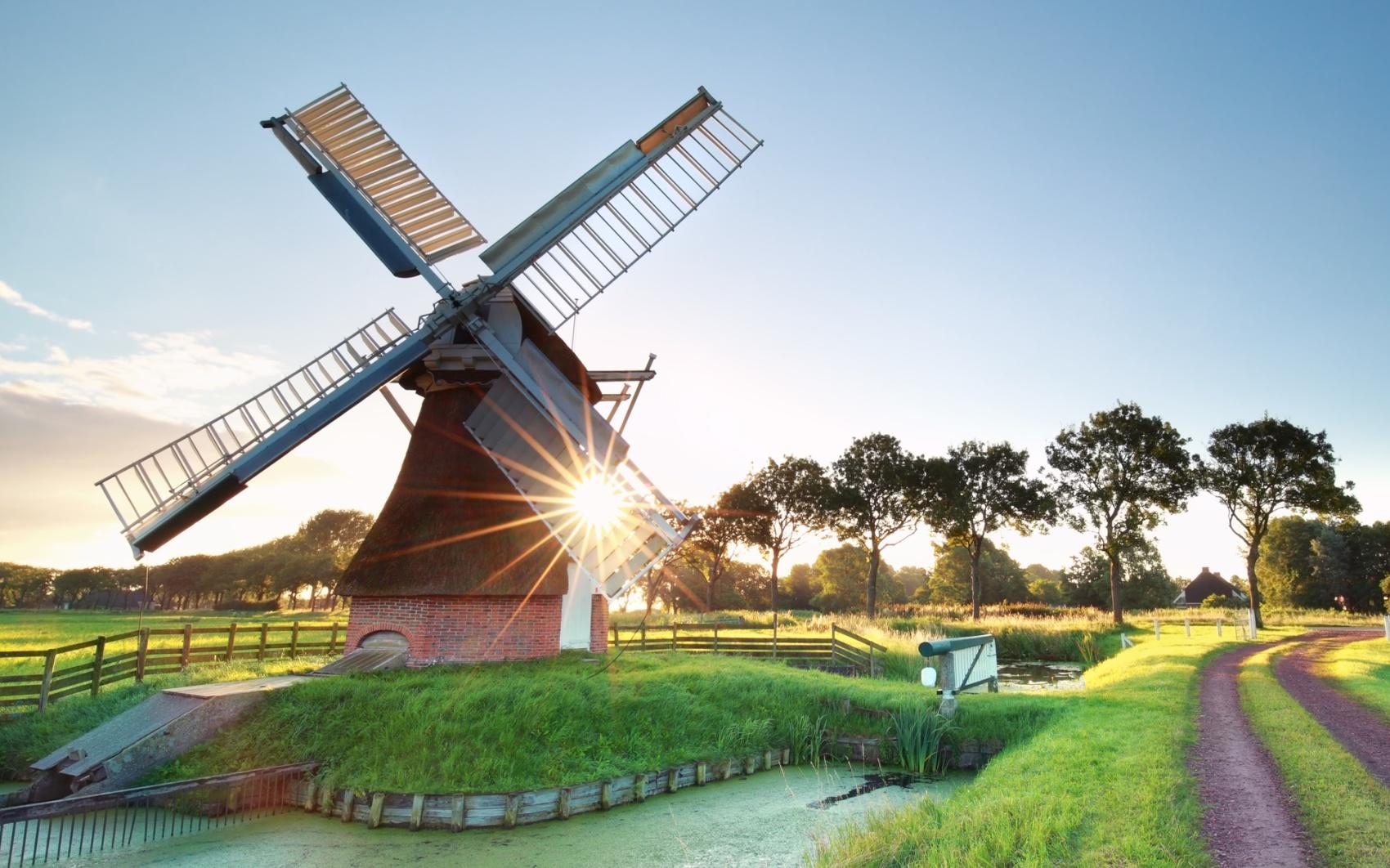 Dampfzüge in Holland